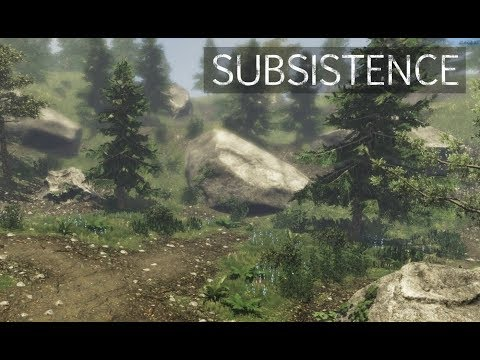 Subsistence #1 ~ Survival In An Animal Infested World