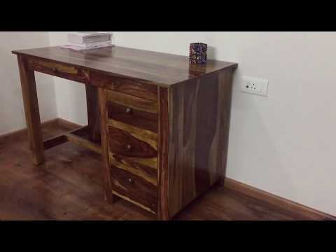 868df0552e0 Wooden study table overview