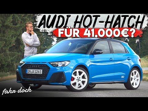 IST ER SEIN GELD WERT? Audi A1 Sportback Edition One 40 TFSI | Review und Fahrbericht | Fahr doch