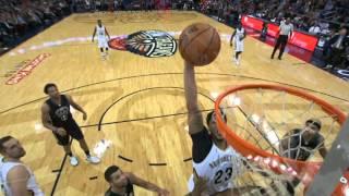 Top 10 NBA Plays: January 23rd