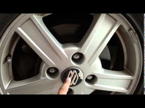 How to change Wheel Hub assembly in suzuki verona