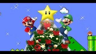 Super Mario 12 Days of Christmas