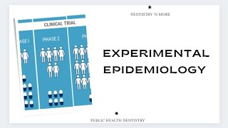 EXPERIMENTAL EPIDEMIOLOGY (RANDOMIZED CONTROLLED TRIAL-RCT)