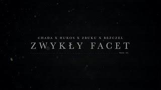 Kadr z teledysku Zwykły facet tekst piosenki Chada x Hukos x Zbuku x Bezczel