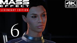 Mass Effect Legendary Edition  Walkthrough Gameplay and Mods pt6  The Crew 4K 60FPS HDR Insanity