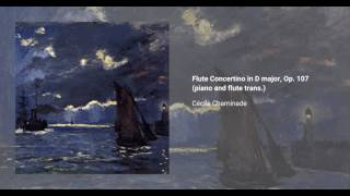 Flute Concertino in D major, Op. 107