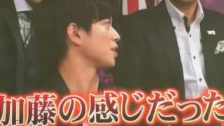 爆笑NEWS加藤シゲアキ号泣しゃべくり007ゲスト加藤シゲアキ沢尻エリカ