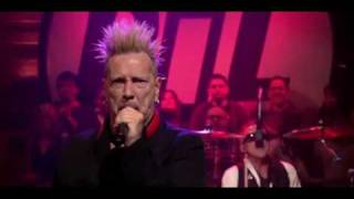 "John Lydon and PiL performing ""Bags"" and ""Chant"" 17/5/10"
