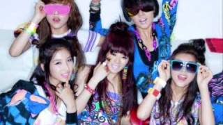4MINUTE-Hot Issue(remix)