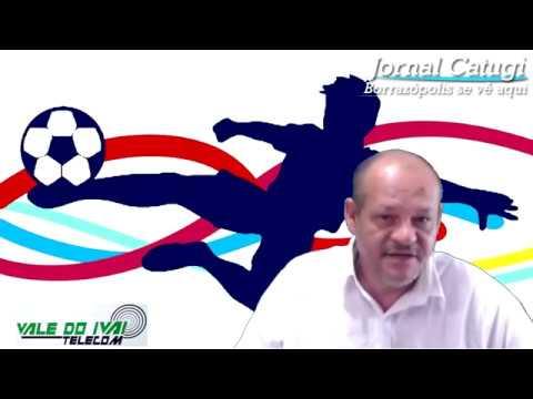 Borrazópolis Nesta quinta-feira tem jogo decisivo Campeonato de Futsal