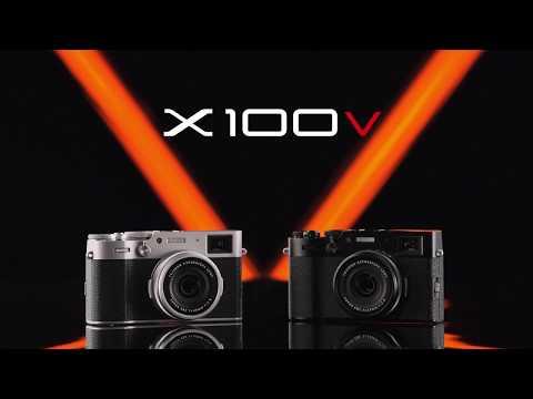Fujifilm X100V (23mm, 26.10Mpx, APS-C / DX)
