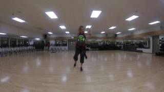 """Roll Up"" Fitz and the Tantrums dance fitness/zumba"