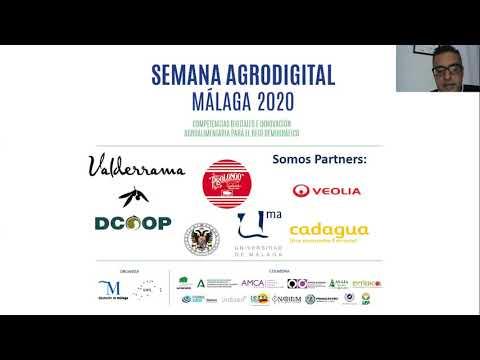Agrodigital 2020 | Soluciones Inteligentes para el uso agua en la nueva revolución agrícola y ganadera