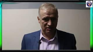 Ерлан Сагымбаев и Владимир Громилин прокомментировали матч «Алматы» - «Алтай Торпедо»