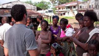 preview picture of video 'YWAM Pittsburgh Liberia Trip 2010'