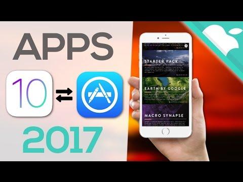 MEJORES APLICACIONES para iPhone - Febrero 2017