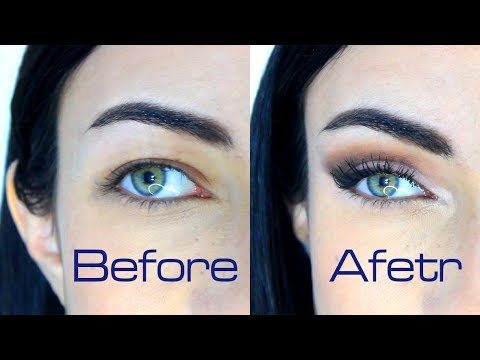 Hooded Downturned Droopy Eyes Makeup Tutorial | MakeupAndArtFreak