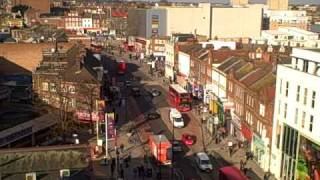 preview picture of video 'Wood Green and high street shopping area'