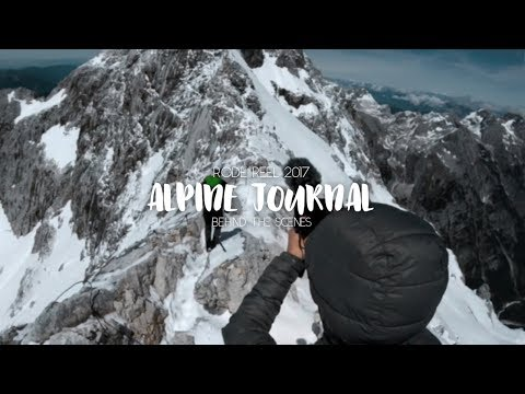 My RODE Reel VLOG: Alpine Journal BTS