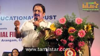 Sivakumar at Shri B Nagi Reddy Memorial Awards Function