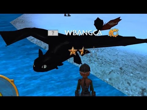 How To Train Your Dragon - School of Dragons - Getting Toothless! [Part 16] [iPad]