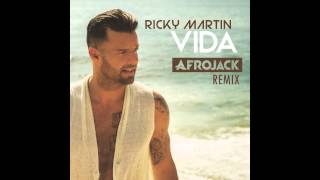 Ricky Martin - VIDA (Afrojack Party Mix)