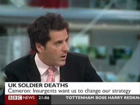 BBC Interview of analysis on Afghanistan