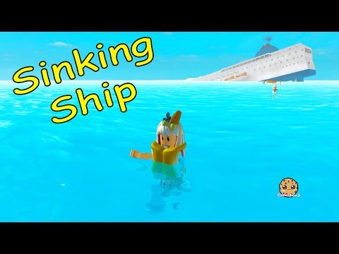 Flood Sinking Ship Can I Survive The Crazy Disaster Cookie