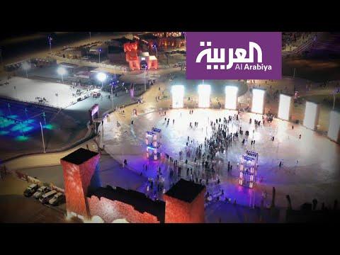 العرب اليوم - شاهد: 11 دولة تعرض تاريخها في سوق عكاظ في نسخته الثالثة عشر