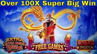 ★SUPER BIG WIN★ CHOY COIN DOA Slot Machine Max Bet  Over 100x   +5 Dragons Grand $5 Max Bet Bonuses