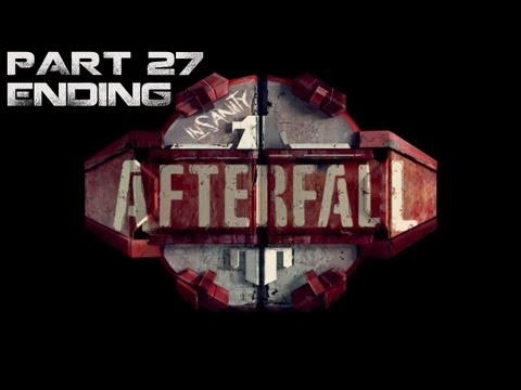 afterfall insanity xbox 360 release