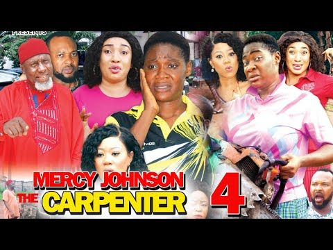 MERCY JOHNSON THE CARPENTER SEASON 4 - New Hit Movie 2019 Latest Nigerian Movie | Nollywood Movies