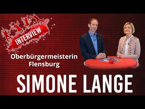 Interview mit Simone Lange (Bürgermeisterin von Flensburg)