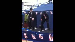 Blues brothers tribute blues Burnley 2012