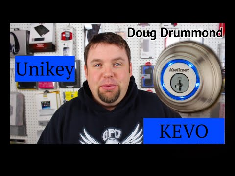 Kwikset Kevo Powered By Unikey