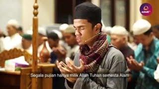 Suara Merdu Seorang Pria Lantunkan Doa Qunut Nazilah, Netizen: Gak Kuat Tahan Air Mata