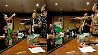 Ngomongin Dana, 2 Anggota Dewan Bertengkar di Kementerian Pariwisata, Saling Tunjuk dan Teriak