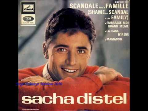 Sacha Distel - Scandale dans la famille (Shame and scandal in the family)