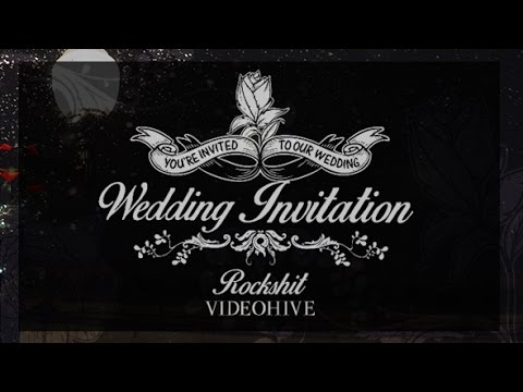20 Hand Drawn Wedding Titles - смотреть онлайн на Hah Life