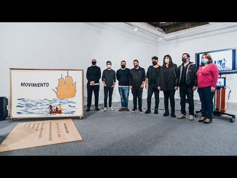 Inauguración de la exposición Creadores 2020