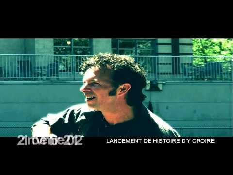 Vincent Labelle - Histoire D'y Croire 21 novembre 2012