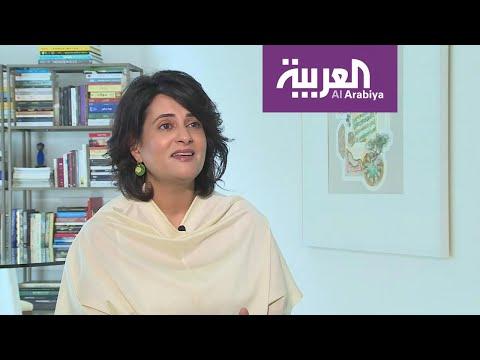 العرب اليوم - شاهد: الفنانة التشكيلية البحرينية هلا آل خليفة