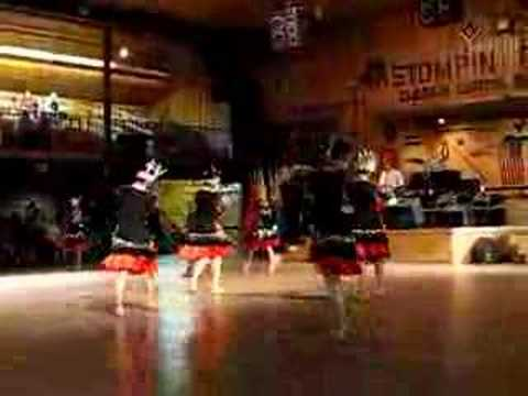 Download Chinese women's folk dance HD Mp4 3GP Video and MP3