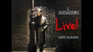 """Gary Numan: The I Assasin Album: Live - """"War songs"""" - Chicago 1982"""