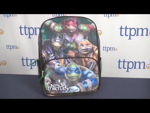 Teenage Mutant Ninja Turtles Movie Backpacks from Accessory Innovations