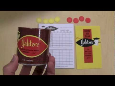 Classic Yahtzee® Demo from Winning Moves Games USA