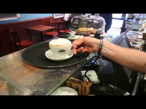 Jordan's Job Swap - Caffe Nero