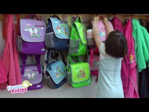 Happy Knirps® | Der unvergleichbare Kindergartenrucksack mit eigenem Namen