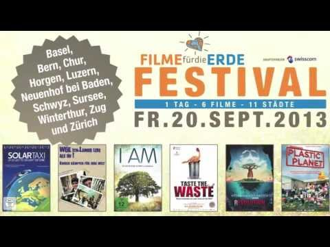 Films for the Earth Festival 2013