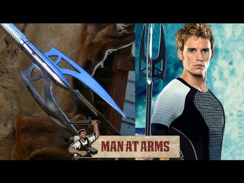 Finnick's Trident (the Hunger Games: Catching Fire)